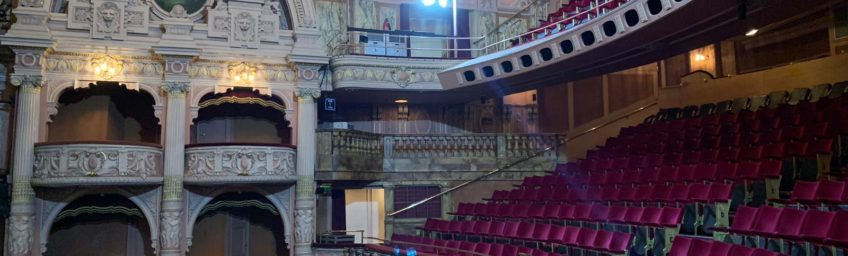 Shaftesbury Theatre development to commence this month