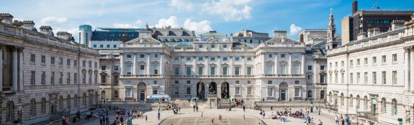 Blou secures £1.3m refurb package at Courtauld Institute of Art, Somerset House with Sir Robert McAlpine