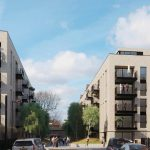 Blou awarded internal blockwork package at Luton Street Project