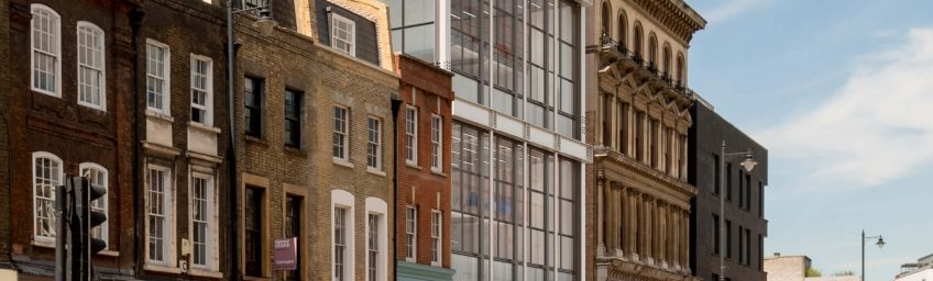 Shoreditch is getting a Village
